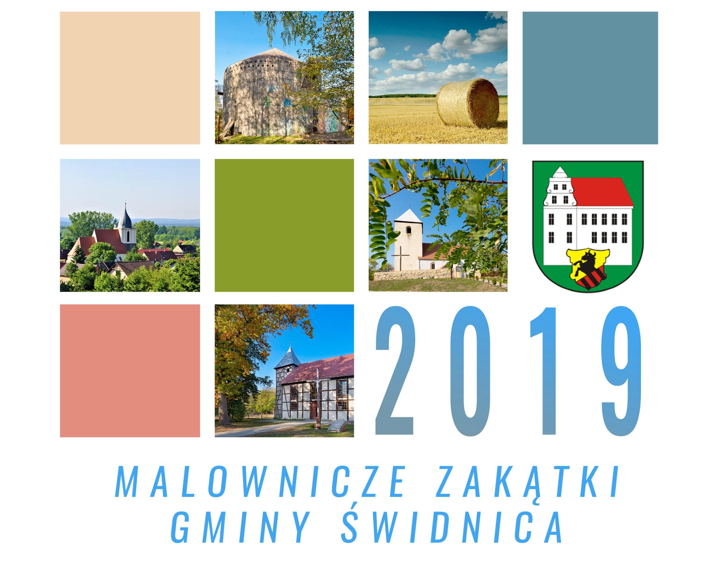 Ilustracja do informacji: Kalendarz gminny 2019
