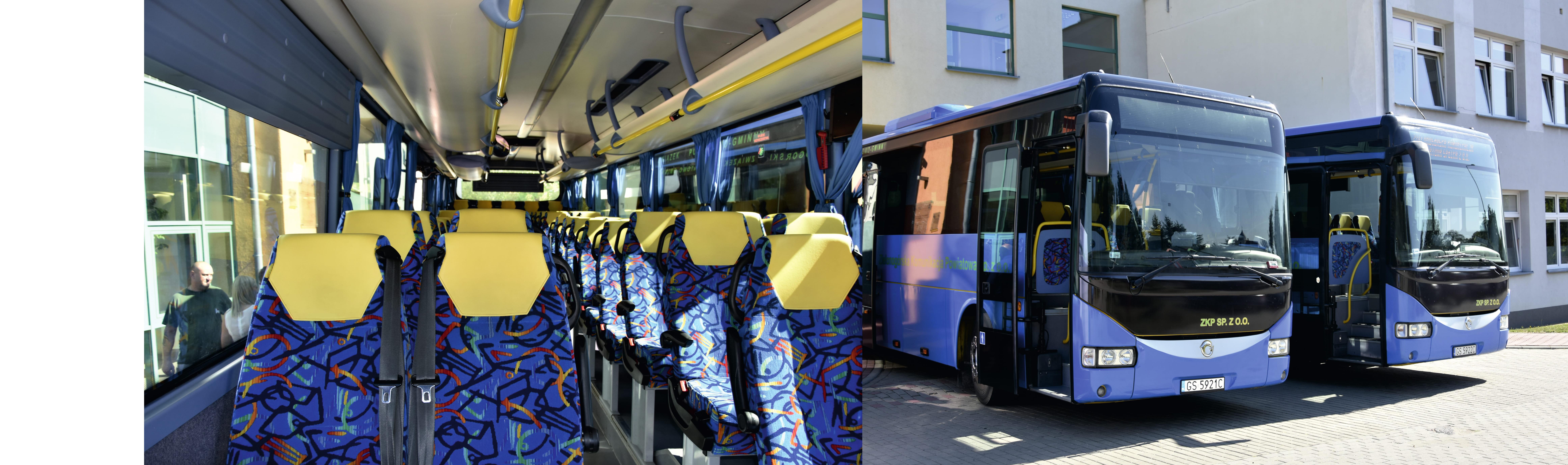 Baner: autobusy
