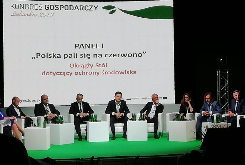 Ilustracja do informacji: Kongres Gospodarczy