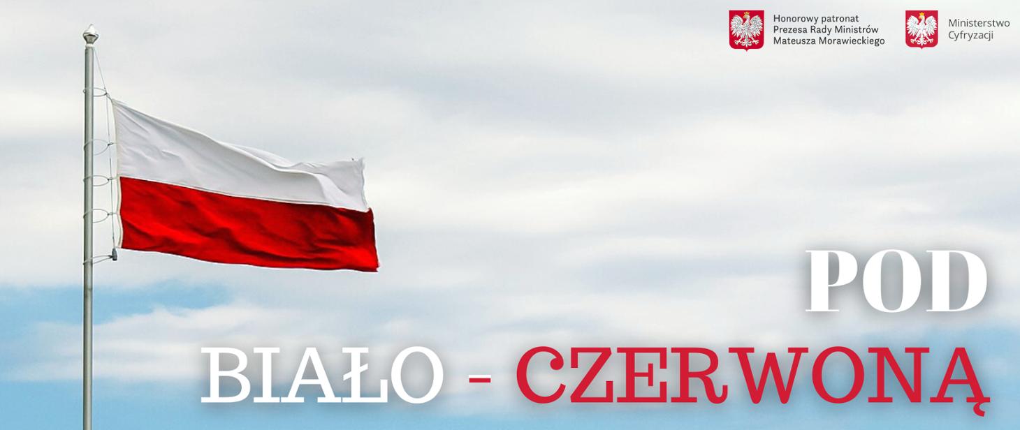 Ilustracja do informacji: Potrzebne głosy mieszkańców w konkursie na maszt i flagę