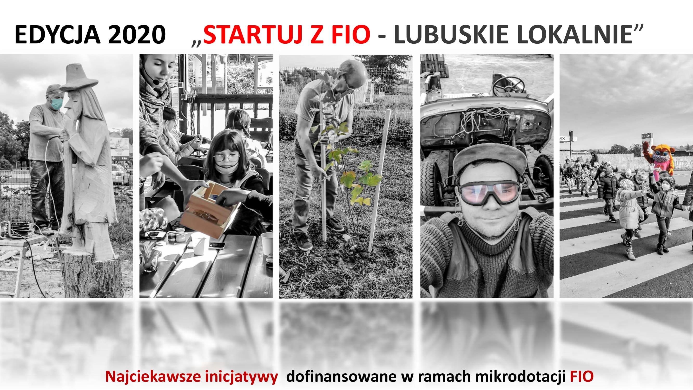 Ilustracja do informacji: Najciekawsze inicjatywy w ramach FIO 2020