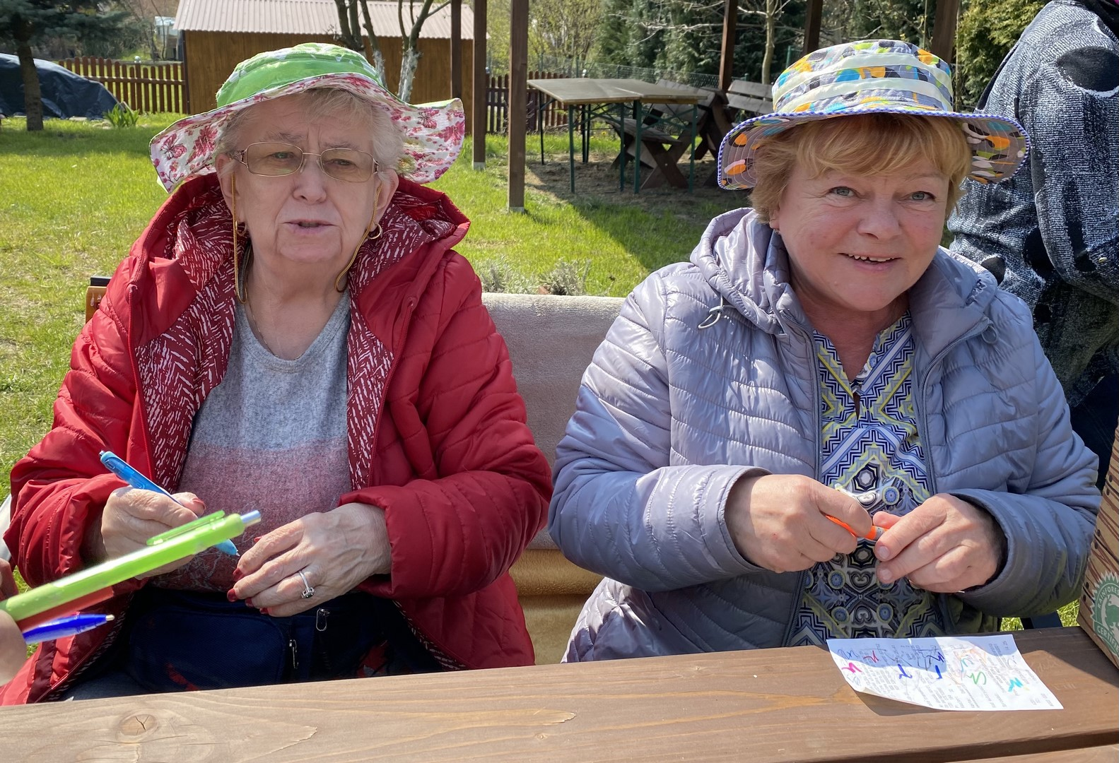 Ilustracja do informacji: Ciekawie u Seniorów