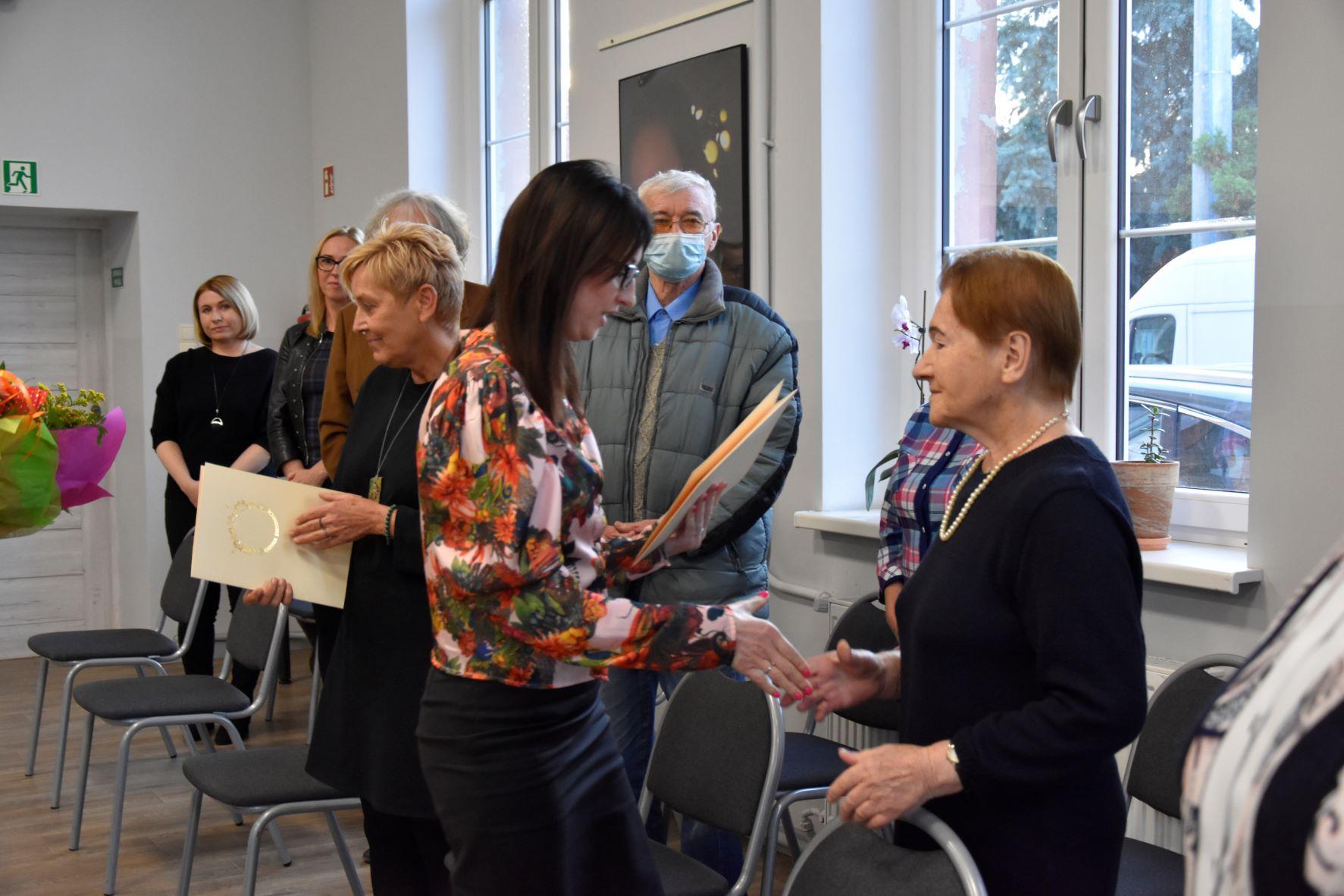 Ilustracja do informacji: Krzysztof Stefański pośmiertnie odznaczony tytułem Honorowego Obywatela Gminy Świdnica