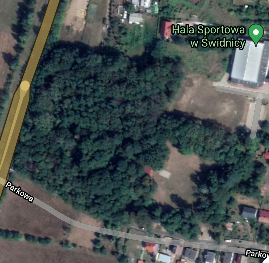 Ilustracja do informacji: Rewitalizacja parku w Świdnicy