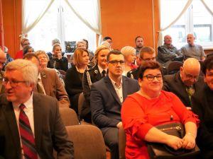 Miniatura zdjęcia: Uroczysta sesja Rady Gminy