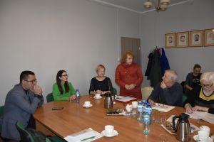 Miniatura zdjęcia: Obradowała Rada Seniorów