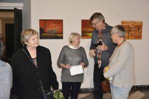 Miniatura zdjęcia: Wystawa Hildegard Lubig