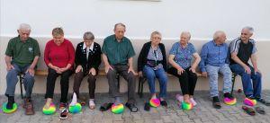 Miniatura zdjęcia: Z życia podopiecznych Domu Seniora