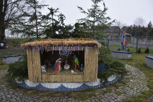 Miniatura zdjęcia: szopka bożonarodzeniowa