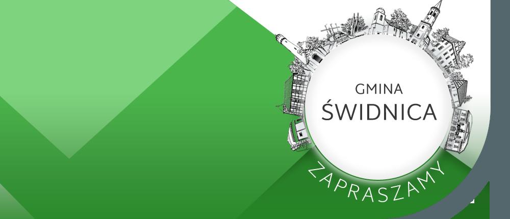 Logo: Gmina Świdnica